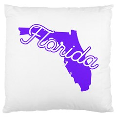 FLorida Home State Pride Large Cushion Cases (One Side)