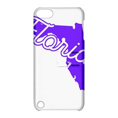 FLorida Home State Pride Apple iPod Touch 5 Hardshell Case with Stand