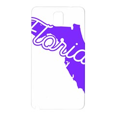 FLorida Home State Pride Samsung Galaxy Note 3 N9005 Hardshell Back Case