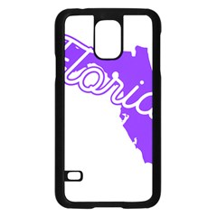 FLorida Home State Pride Samsung Galaxy S5 Case (Black)