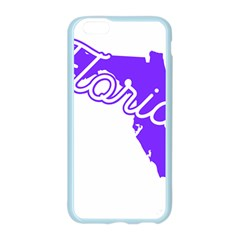FLorida Home State Pride Apple Seamless iPhone 6 Case (Color)