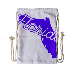 FLorida Home State Pride Drawstring Bag (Small)