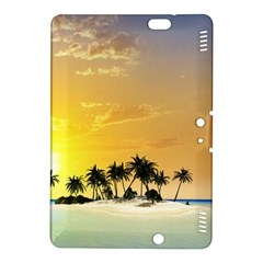 Beautiful Island In The Sunset Kindle Fire HDX 8.9  Hardshell Case