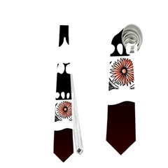 Funny Happy Skull Neckties (Two Side)