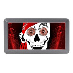 Funny Happy Skull Memory Card Reader (Mini)