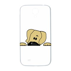 Peeping Fawn Great Dane With Undocked Ears Samsung Galaxy S4 I9500/I9505  Hardshell Back Case