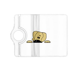 Peeping Fawn Great Dane With Undocked Ears Kindle Fire HD (2013) Flip 360 Case