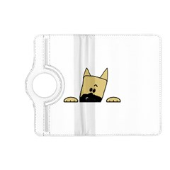 Peeping Fawn Great Dane With Docked Ears Kindle Fire HD (2013) Flip 360 Case