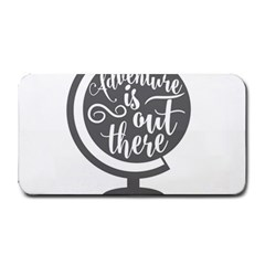 Adventure Is Out There Medium Bar Mats