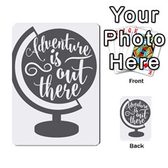 Adventure Is Out There Multi Purpose Cards (rectangle)
