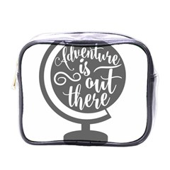 Adventure Is Out There Mini Toiletries Bags
