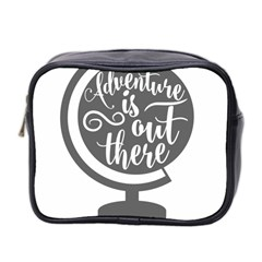 Adventure Is Out There Mini Toiletries Bag 2-Side