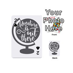 Adventure Is Out There Playing Cards 54 (Mini)