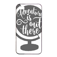 Adventure Is Out There Apple iPhone 4/4s Seamless Case (Black)