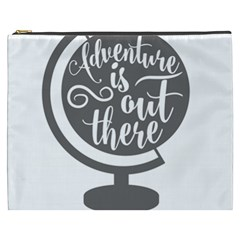 Adventure Is Out There Cosmetic Bag (XXXL)