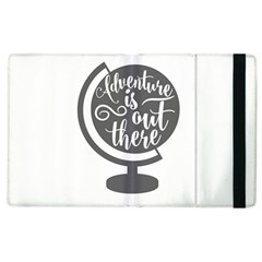 Adventure Is Out There Apple iPad 3/4 Flip Case