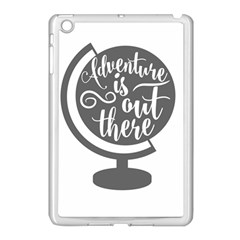 Adventure Is Out There Apple iPad Mini Case (White)