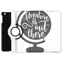 Adventure Is Out There Apple iPad Mini Flip 360 Case