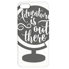 Adventure Is Out There Apple iPhone 5 Hardshell Case with Stand