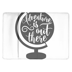 Adventure Is Out There Samsung Galaxy Tab 10 1  P7500 Flip Case