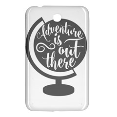 Adventure Is Out There Samsung Galaxy Tab 3 (7 ) P3200 Hardshell Case