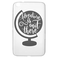Adventure Is Out There Samsung Galaxy Tab 3 (8 ) T3100 Hardshell Case