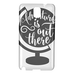 Adventure Is Out There Samsung Galaxy Note 3 N9005 Hardshell Case