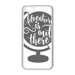 Adventure Is Out There Apple iPhone 5C Seamless Case (White)
