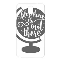 Adventure Is Out There Samsung Galaxy Note 3 N9005 Hardshell Back Case