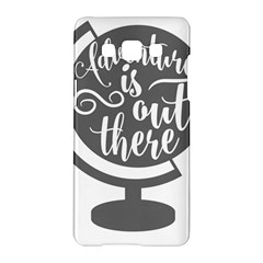 Adventure Is Out There Samsung Galaxy A5 Hardshell Case