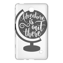 Adventure Is Out There Samsung Galaxy Tab 4 (7 ) Hardshell Case