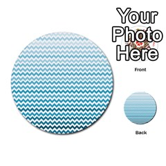 Perfectchevron Multi-purpose Cards (Round)