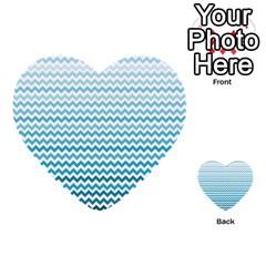 Perfectchevron Multi-purpose Cards (Heart)