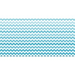 Perfectchevron You Are Invited 3d Greeting Card (8x4)
