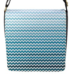 Perfectchevron Flap Messenger Bag (S)