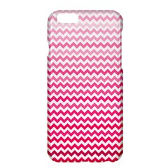 Pink Gradient Chevron Apple iPhone 6 Plus/6S Plus Hardshell Case