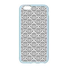 Gray Damask Apple Seamless iPhone 6/6S Case (Color)