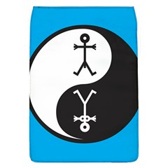 Yin And Yang Icon  Flap Covers (L)