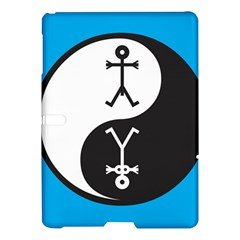 Yin And Yang Icon  Samsung Galaxy Tab S (10.5 ) Hardshell Case