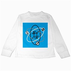 Life Icon  Kids Long Sleeve T-Shirts