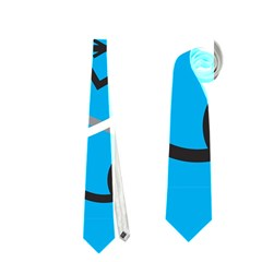 Life Icon  Neckties (Two Side)