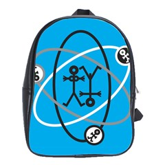 Life Icon  School Bags(Large)
