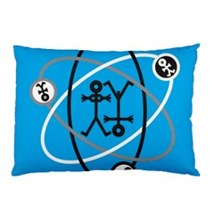 Life Icon  Pillow Cases (Two Sides)