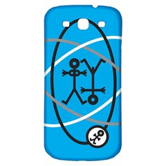 Life Icon  Samsung Galaxy S3 S III Classic Hardshell Back Case