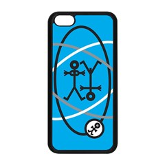 Life Icon  Apple iPhone 5C Seamless Case (Black)