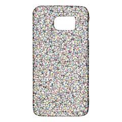 Crowd Icon Random Cmyk Galaxy S6