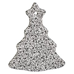 Crowd Icon Random Ornament (christmas Tree)