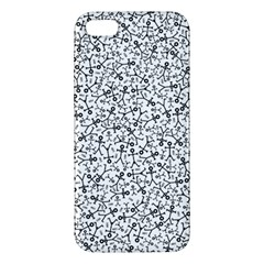 Crowd Icon Random Apple iPhone 5 Premium Hardshell Case