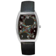 Dream in Fract Barrel Metal Watches