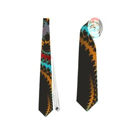 Dream in Fract Neckties (Two Side)